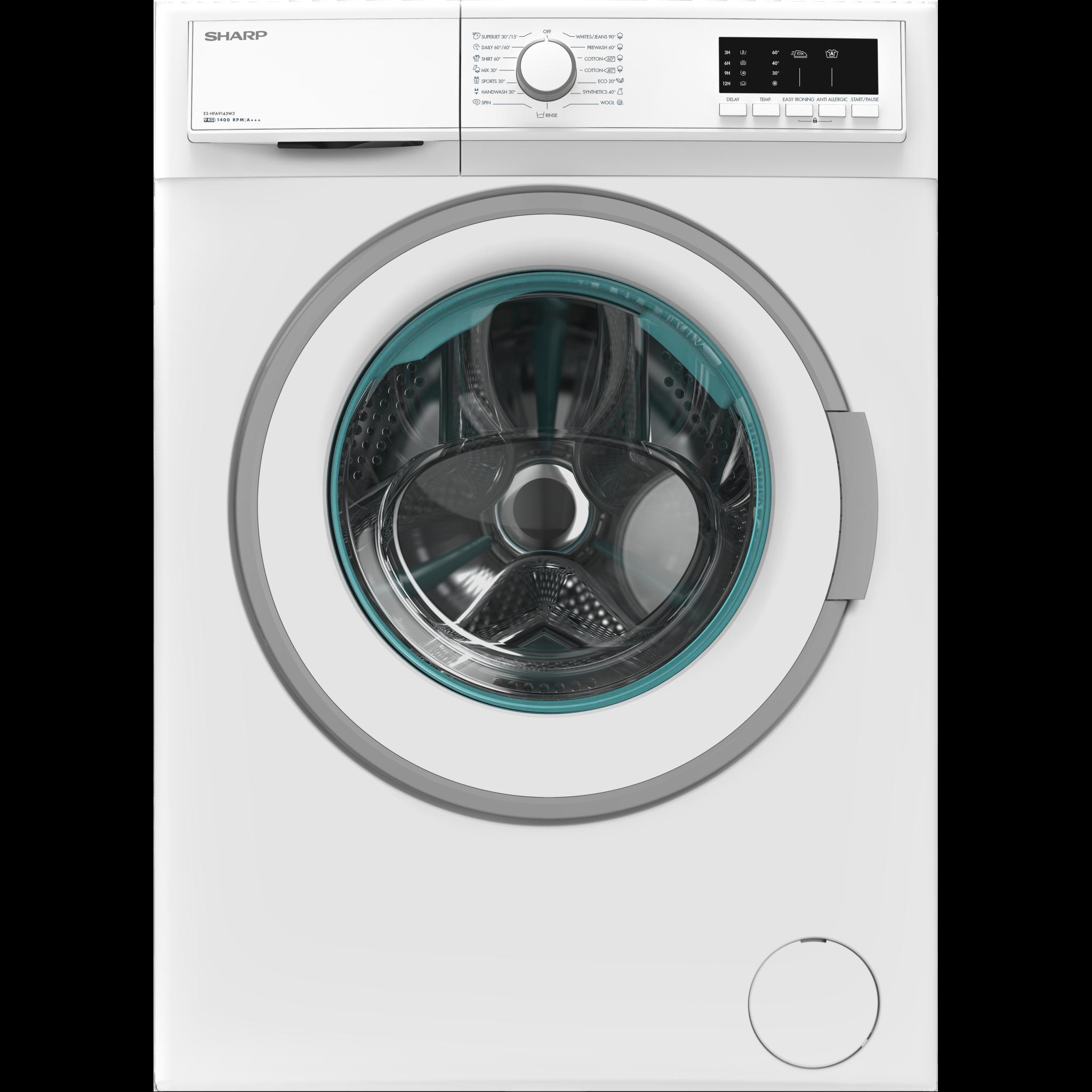 sharp washing machine available at Flamingo Qormi